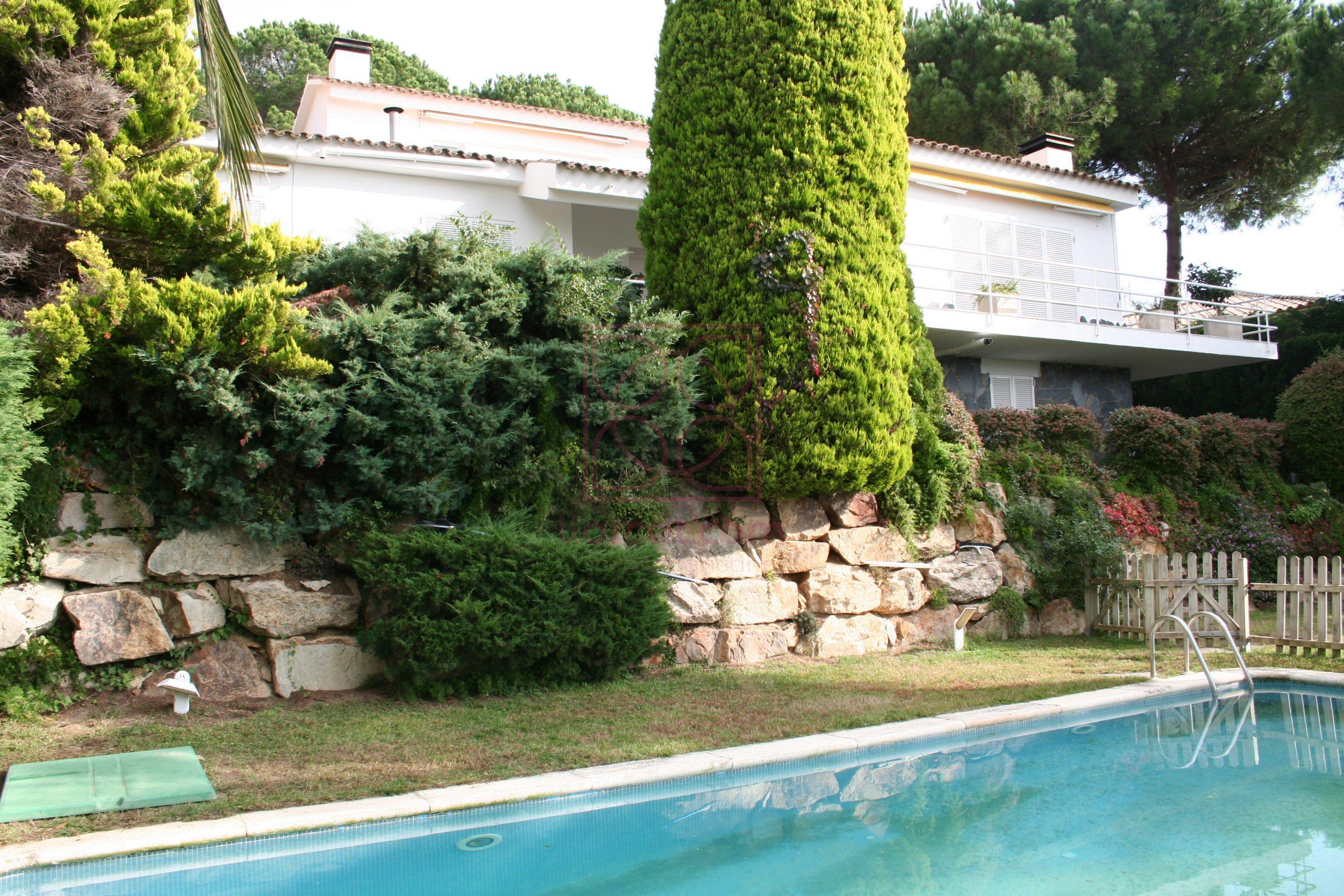 Casa en Cabrils 4 vientos vistas al mar y montaña | Cabrils 4 winds house overlooking the sea and mountains