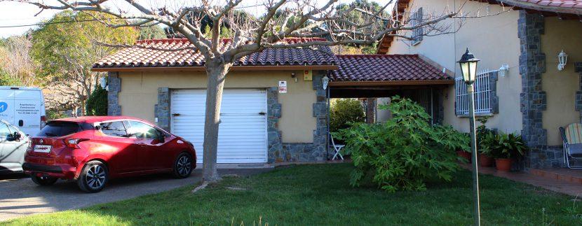 Garaje-Casa